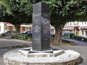The Holocaust Memorial, Exclusive Tours in Rhodes Island