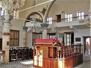 The Kahal Shalom Synagogue, Custom Tours in Rhodes