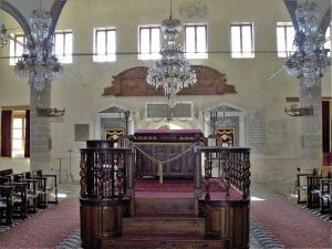 The Kahal Shalom Synagogue, Rhodes Exclusive Tours