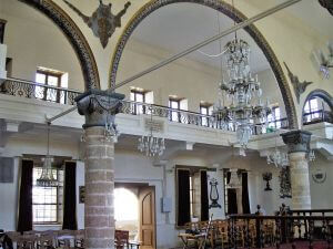 The Kahal Shalom Synagogue, Rhodes Custom Tailored Tours