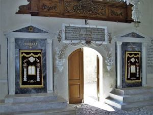 The Kahal Shalom Synagogue, Rhodes Greece Exclusive Tours