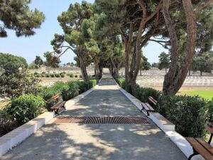 The Jewish Cemetery, Rhodes Greece Exclusive Tours