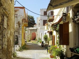 The Jewish Quarter, Rhodes Allure Tours