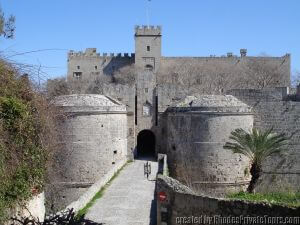 Rhodes Old City Gate, Island Tours of Rhodes, Rhodes Island Tours, Rhodes Island Tour