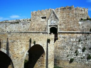 Old City of Rhodes Fortifications, Rhodes Private Tours, Island Tours of Rhodes, Rhodes Island Tours, Rhodes Island Tour