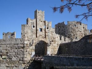 Rhodes Old City Gate, Island Tours, Island Tours of Rhodes, Rhodes Island Tours, Rhodes Island Tour