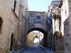 Rhodes Old City, Rhodes Island Tour