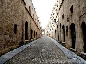 Street of The Knights, Rhodes Island Tours