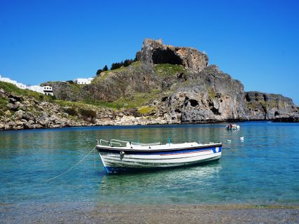 St' Paul's Bay, Lindos Private Tours