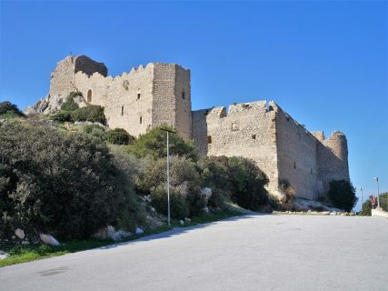 Kritinia Castle, Private Custom Tours in Rhodes