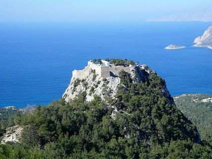Monolithos Castle, Rhodes Tailored-made Tours