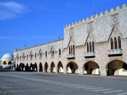 Rhodes New Town, Tours in Rhodes for limited mobility seniors