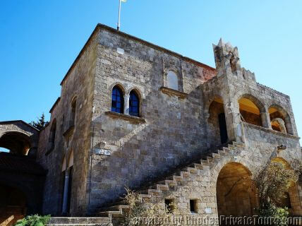 Full day tours of Rhodes Greece