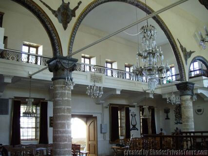 Rhodes Jewish sites private tour