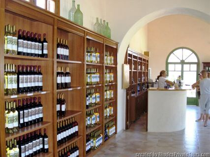 Best wine tours of Rhodes