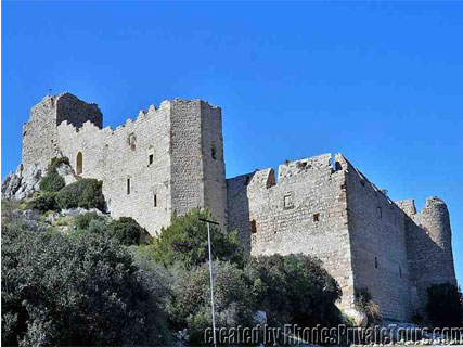 Rhodes private day tours