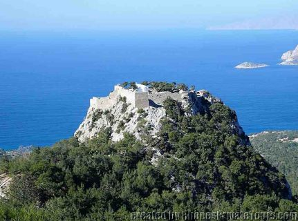 Private custom-made tours in Rhodes Greece