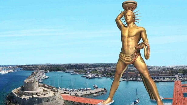 Rhodes private sightseeing tours