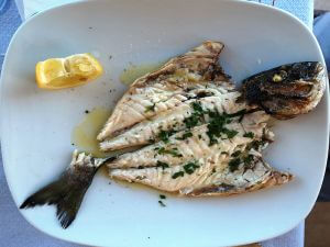 Greek Cuisine in Rhodes