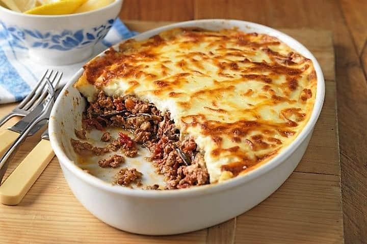 Food in Rhodes Greece , Traditional Greek Food, Typical Greek Menus