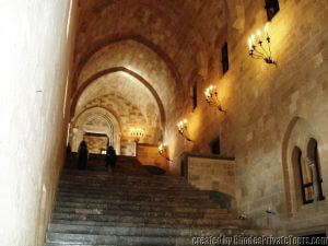 The Castello, Palace of the Grand Masters, Rhodes Tours