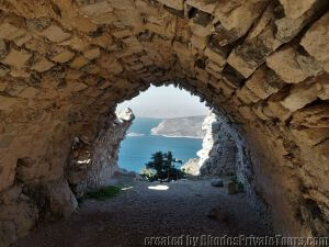 Private custom made tours of Rhodes
