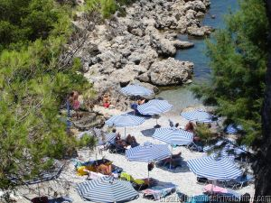 Rhodes Anthony Quinn Beach, Rhodes Private Tours