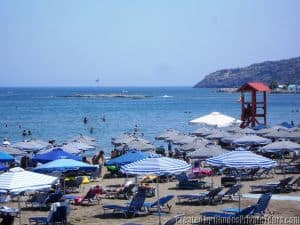 Rhodes Faliraki Beach Greece, Private tours in Rhodes
