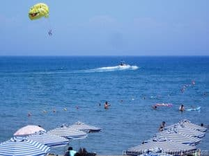 Faliraki Beach Rhodes Greece, Private shore excursions in Rhodes