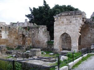 Early Christian Byzantine church of Archangel Michael, Tours of Rhodes