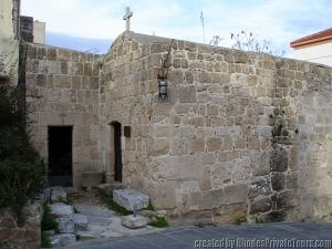 Byzantine church of St Constantine and Helen, Tours of Rhodes