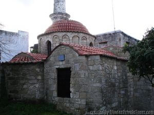 The thirteenth century Byzantine Church of St. Spyridon, Rhodes Tours
