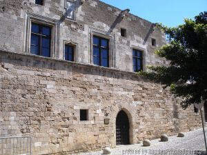 City tours of Rhodes, The Hospice of St. Catherine