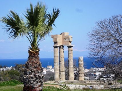 Best attractions and destinations on Rhodes