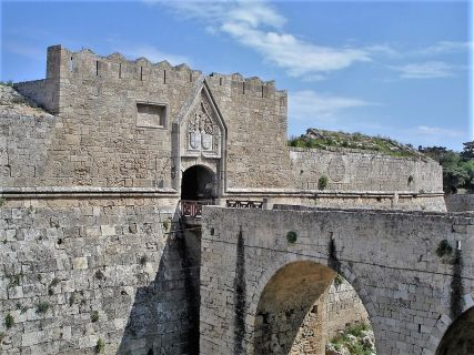 St John Knights Tour, Rhodes private tours