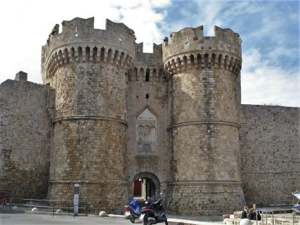 Rhodes tours for the knights of St John