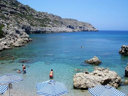Natural attraction tours in Rhodes Greece