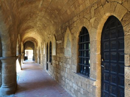 Filerimos Monastery - Christian Tours in Rhodes