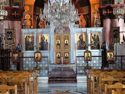 Orthodox church of the Annunciation of the Virgin Mary in Rhodes