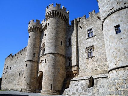 Rhodes old town walking tour, Rhodes tour