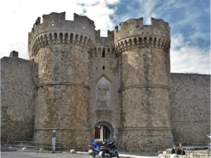 The knights Hospitallers tour, Rhodes private tours