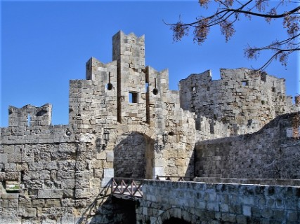 The Knights of Malta Tour, Rhodes Knights tour