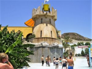 Rhodes Private Tour, Water Park in Rhodes